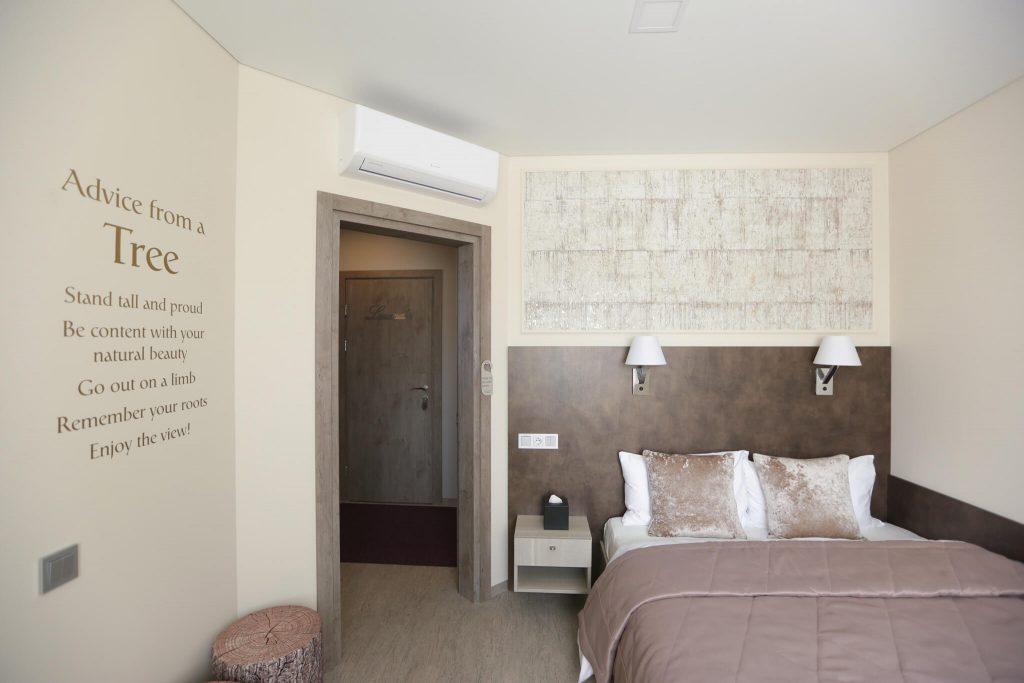 """""""Lavender Inn"""" Birch svečių kambarys su vaizdu į beržų liniją"""