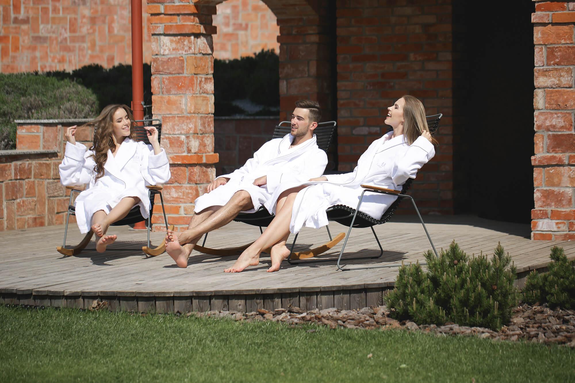 SPA centras svečių namuose Lavender Inn