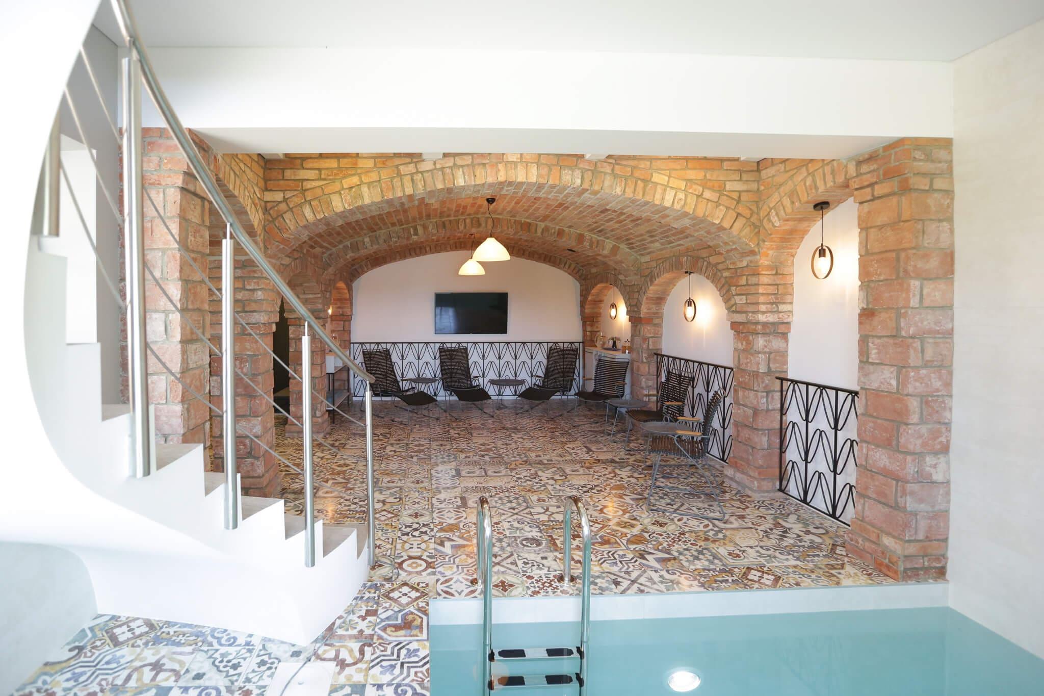 Lavender Inn - SPA zona